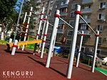 outdoor calisthenics equipment