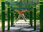 street workout gym