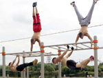 street workout facilities